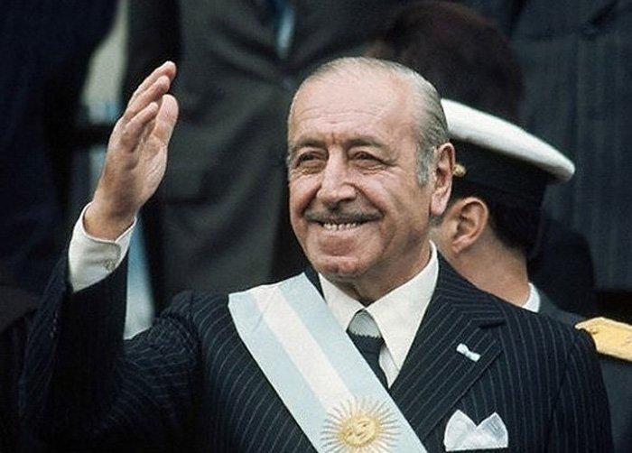 IMarzo de 1973: Cámpora presidente