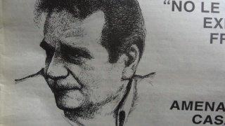 """Se nos fue Hugo Arana, """"el groncho"""""""