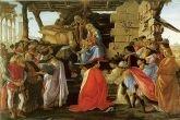 Botticelli, entre la tierra y el cielo