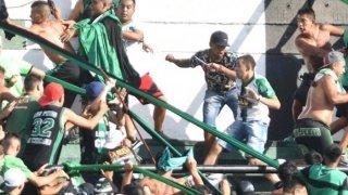 Compromiso contra la violencia deportiva