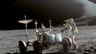 La primera misión científica en la Luna