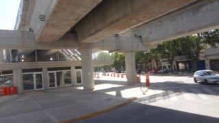 Viaducto San Martín: licitan obras remanentes