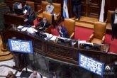Rechazo legislativo al decreto presidencial