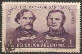 El Pacto de San José de Flores