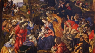 La Navidad en la pintura